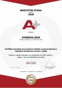 Synerga 2020